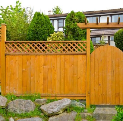 Custom Privacy Fencing Service – Install Fences Around Your Home